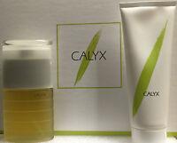 Calyx By Prescriptive Exhilarating Frag/spr-1.7oz/50ml+100ml Bath&shower Gel-new
