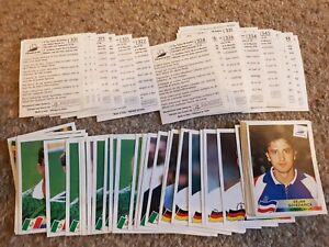 Nouveau-PANINI-coupe-du-monde-France-98-football-Stickers-Finissez-votre-album-301-400