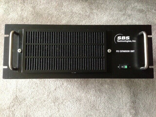 SBS Technologies PCI Expansion Unit Chassis with Expansion Card