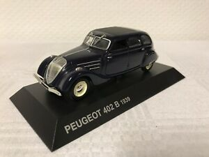 Norev-1-43-Peugeot-402-B-Geschenk-Modellauto-Modelcar-Scale-Sammeln-Spielzeug