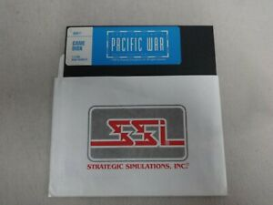 Gary-Grigsby-039-s-Pacific-War-Vintage-PC-5-25-Floppy-Disk-Only-Free-Ship