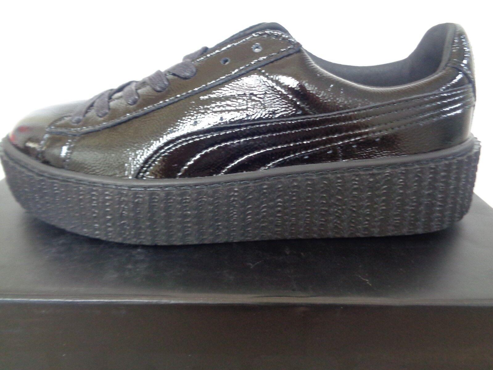 Puma Fenty Creeper Ridé brevet Rihanna Chaussures 364465 01 UK 5 EU 38 US 7.5 NEW