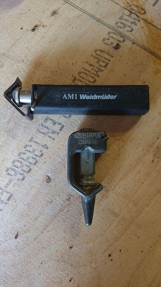 Andet håndværktøj, Kabifix