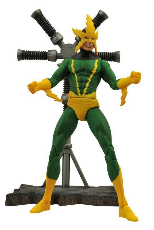 Marvel Select Electro 7 inch Action Figure Diamond Select