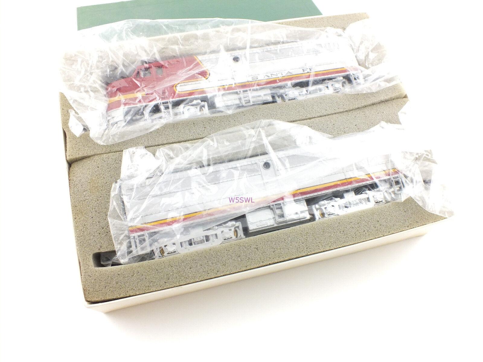 IHM HO ALCO FA A & B Units Santa Fe Boxed Set
