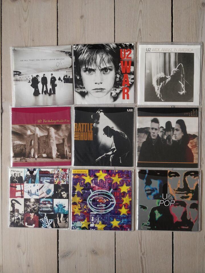 U2: Div, rock