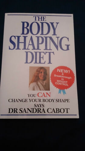 1 of 1 - THE BODY SHAPING DIET Dr Sandra Cabot