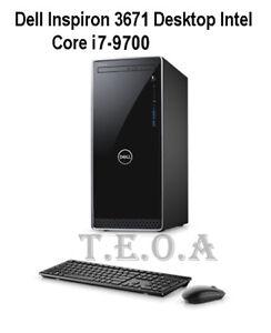 Dell-Inspiron-3671-Desktop-i7-9700-1TB-SATA-HD-8GB-DDR4-16GB-Intel-Optane-W10Pro
