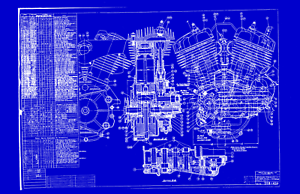 069 Titanic Blueprint Plan
