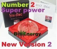 100% Authentic Bio Disc 2 Quantum Scalar biodisc Health amazing energy power