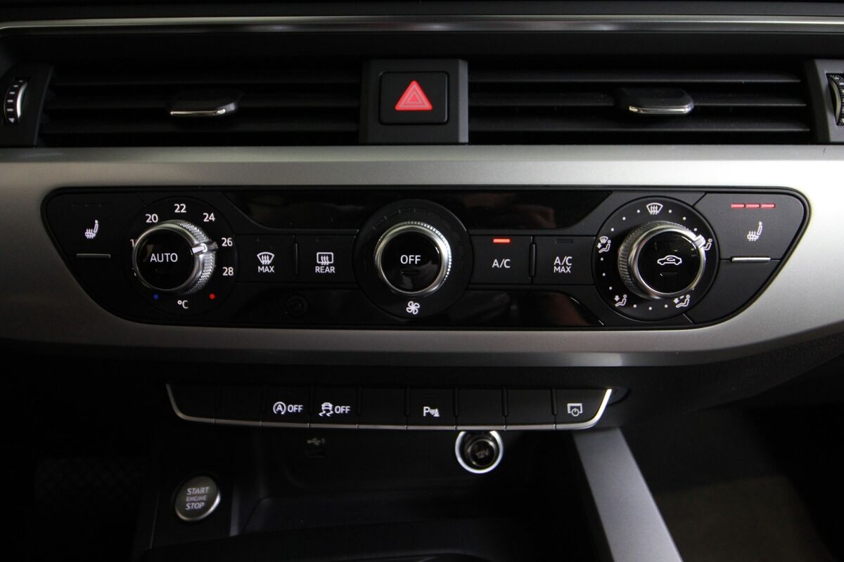 Audi A4 2,0 TDi 150 Avant S-tr.
