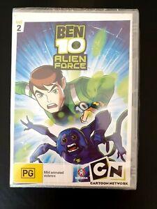 Ben-10-Alien-Force-Secrets-Exposed-Volume-2-DVD-Video-NEW-Sealed