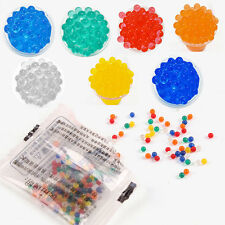 Geek | 21000pcs/bag 9-11mm Colored Orbeez Soft Crystal Water Paintball Nerf  Gun Bullet Grow Water Beads Grow Balls Water Gun Toys