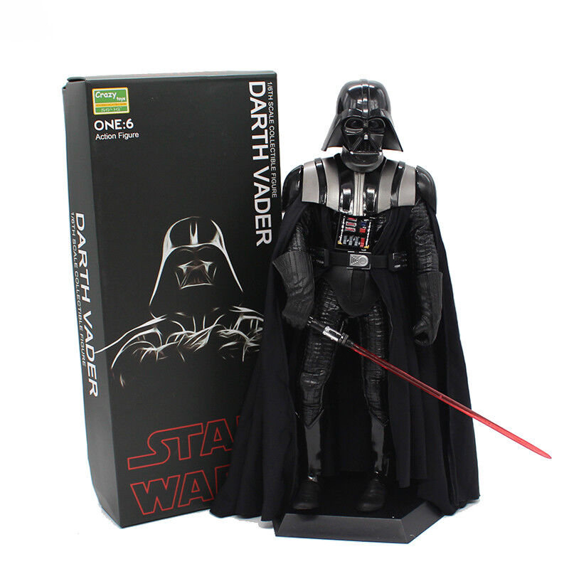 Crazy Toys Star Wars Darth Vader PVC Action Figure Collectible Model Toy