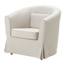 Ikea Ektorp Tullsta Chair Cover Nordvalla Beige (Chair Cover Only) New