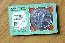 MEDAGLIA IPZS SERVIZIO CORTESIA ABBONAMENTI 1995 ARGENTO 986 PESO 22 gr