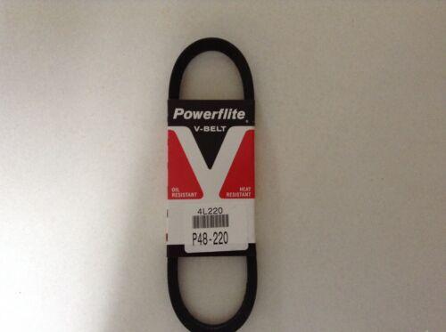 Powerflite Belt 4L-220
