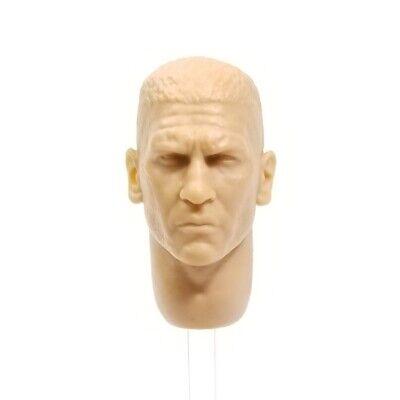 Head Only P03 Mezco Spec Ops Punisher Masked 1//12 Unpainted Head Sculpt