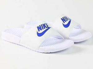 low cost a5565 5cf90 Image is loading Nike-Benassi-JDI-Men-039-s-Slide-343880-