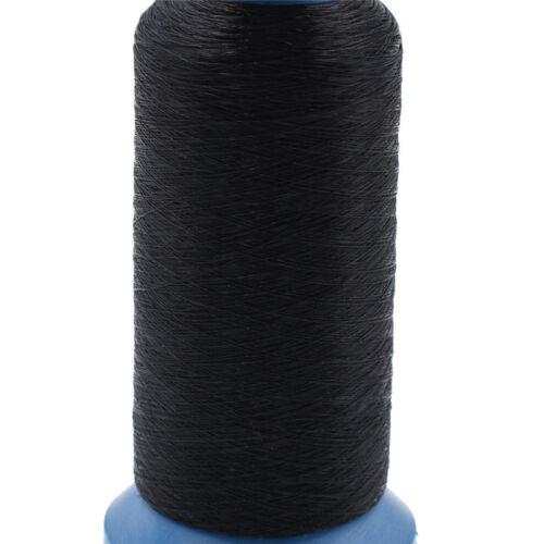 1pc Nylon Monofilament Sewing Thread String DIY Handmade Soild Black And White