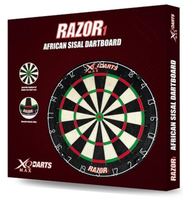 XQMax Bristle Dart Board Razor 1