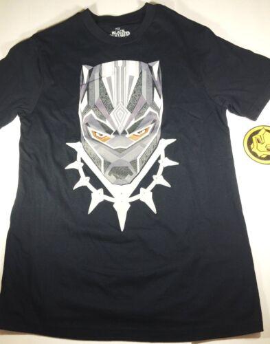 Black Panther Boys Wakanda Large Face Size 6 7 8 10 12 14 16 Marvel
