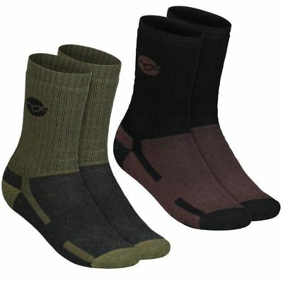 In Stock *All Sizes /& Colours Available* Korda NEW Merino Wool Winter Socks