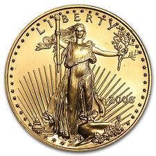 2006 1/2 oz Gold American Eagle Coin
