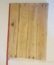 Reclaimed Pallet Wood- 4 Project Boards- Craft Wood- Rustic Signs- Birdhouse