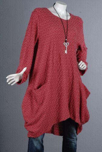 donna qualità line Lagenlook lungo 50 68 48 Tunica alta da Palloncino di Vestito 1 A tfxfqwYaS