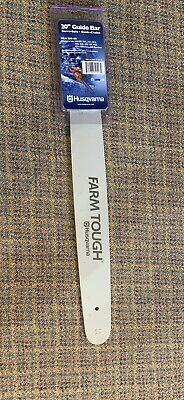 """OEM Husqvarna 531300440  20/"""" FT280-72 Chain Saw  Bar 3//8/"""" x .050/"""""""