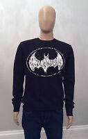 Primark Mens Dc Comics Batman Logo Jumper Sweatshirt