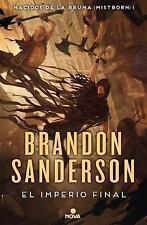 El Imperio Final (Mistborn 1) : NACIDOS DE LA BRUMA I (MISTBORN) by Brandon...