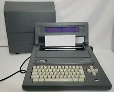 Vintage Smith Corona Pwp3 5d Portable Personal Word Processortypewriter Works