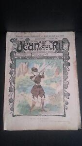 Rivista Jeans Che Rit N° 348 1907 Giornale Illustre che Appaiono Il Venerdì ABE