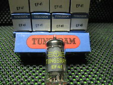 EF41 - 6CJ5 TUNGSRAM NOS IOB  Vacuum Tube - 1 Tube USA Seller