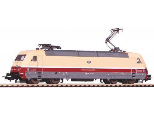 Piko 71080 E-Lok BR 101 112-1 DB époque VI Rheingold Courant Continu DC h0 NOUVEAU /& NEUF dans sa boîte