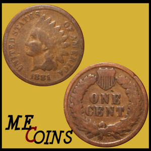 1881-Indian-Head-Cent-Penny-Circulated-US-Coin