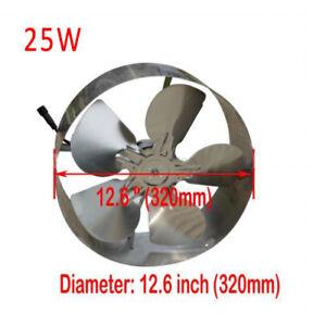 High Flow 1500 Cfm Solar Powered Vent Fan Exhaust Air