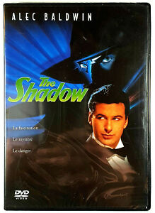 THE-SHADOW-Avec-Alec-Baldwin-DVD-Neuf-sous-Blister