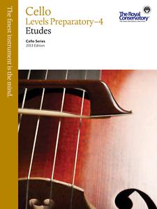 CELLO ETUDES PREP-4