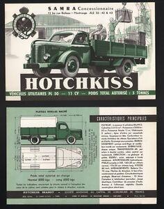 N°4279/ buvard automobile BUCHET ou CLASSIC   1922-1927 environ Onderdelencatalogi Auto, motor: onderdelen, accessoires
