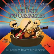 Jerry Garcia, Jerry - Fall 1989: The Long Island Sound [New CD]