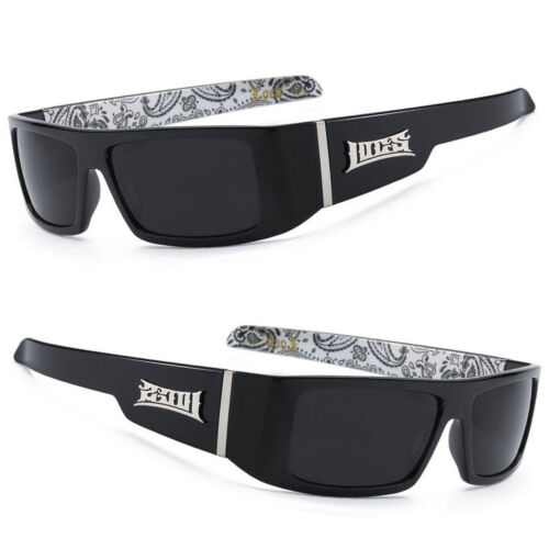 s Mens OG Locs Authentic Flat Top  Gangster Cholo Sunglasses LC33 1 or 3 Pair