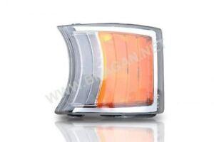 Pour-Scania-4-R-P-G-6-Serie-Clignotant-LED-Park-Paire-avant-Lampes-Leger