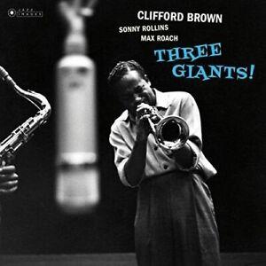 Brown-Clifford-Three-Giants-New-Vinyl