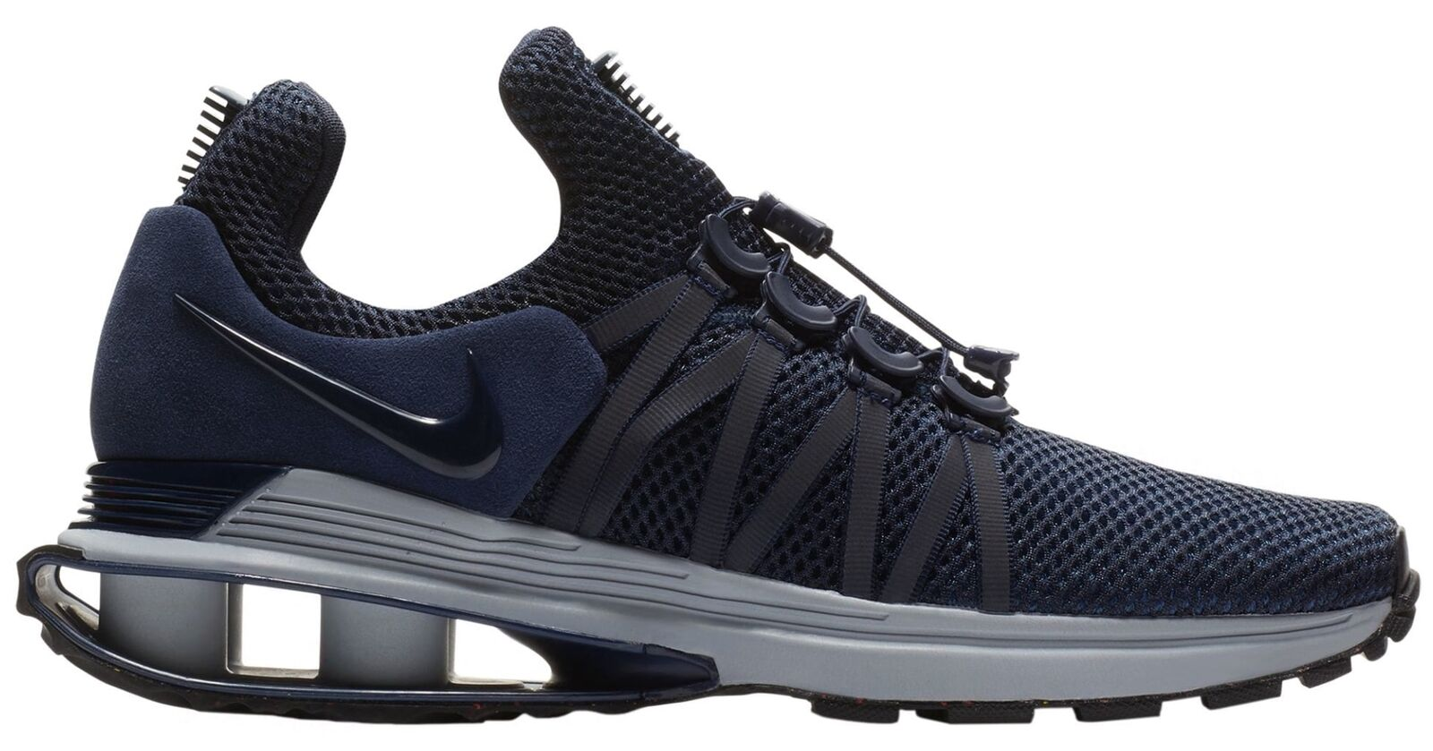 Nike shox schwerkraft mens ar1999-402 obsidian marine   marine laufschuhe  9. 349634