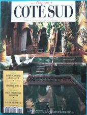 Magazine Maison Coté Sud Numéro 60 Octobre Novenbre 1999