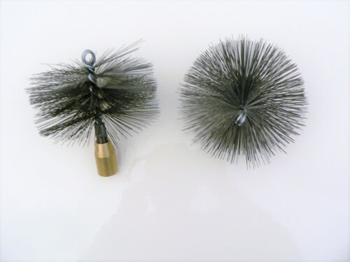 """12/"""" for to fit Bailey Brothers Drain Rods Set Sweep Chimney Brush Wire  2,7/"""""""