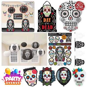 Day-of-The-Dead-Halloween-Sugar-Skull-Party-Decorations-Favours